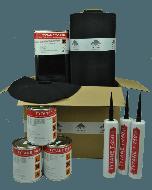 EPDM dakpakket XL 1,00mm dikte