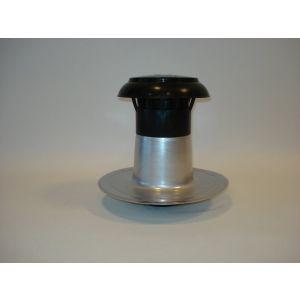Dakdoorvoer dubbelwandig 110 / 125mm